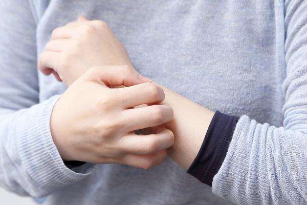 腕のぶつぶつ